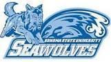 SSU Seawolves logo