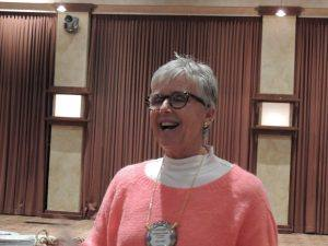 Kathleen Archer is member of the month