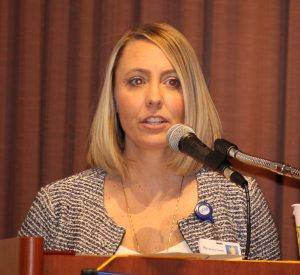 Crystal Rogers - USCF Kidney Donor Coordinator