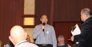 Larry Miyano announcing his retirement