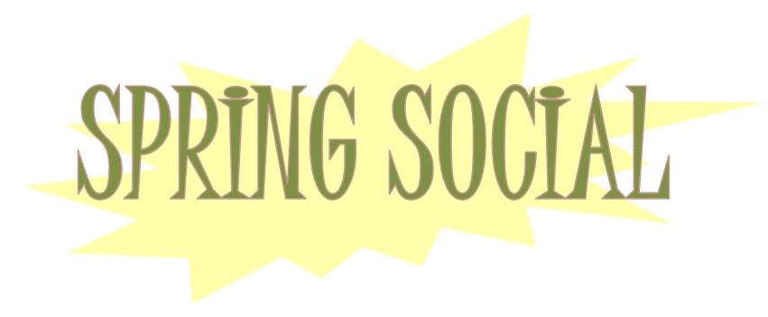 April's Spring Social