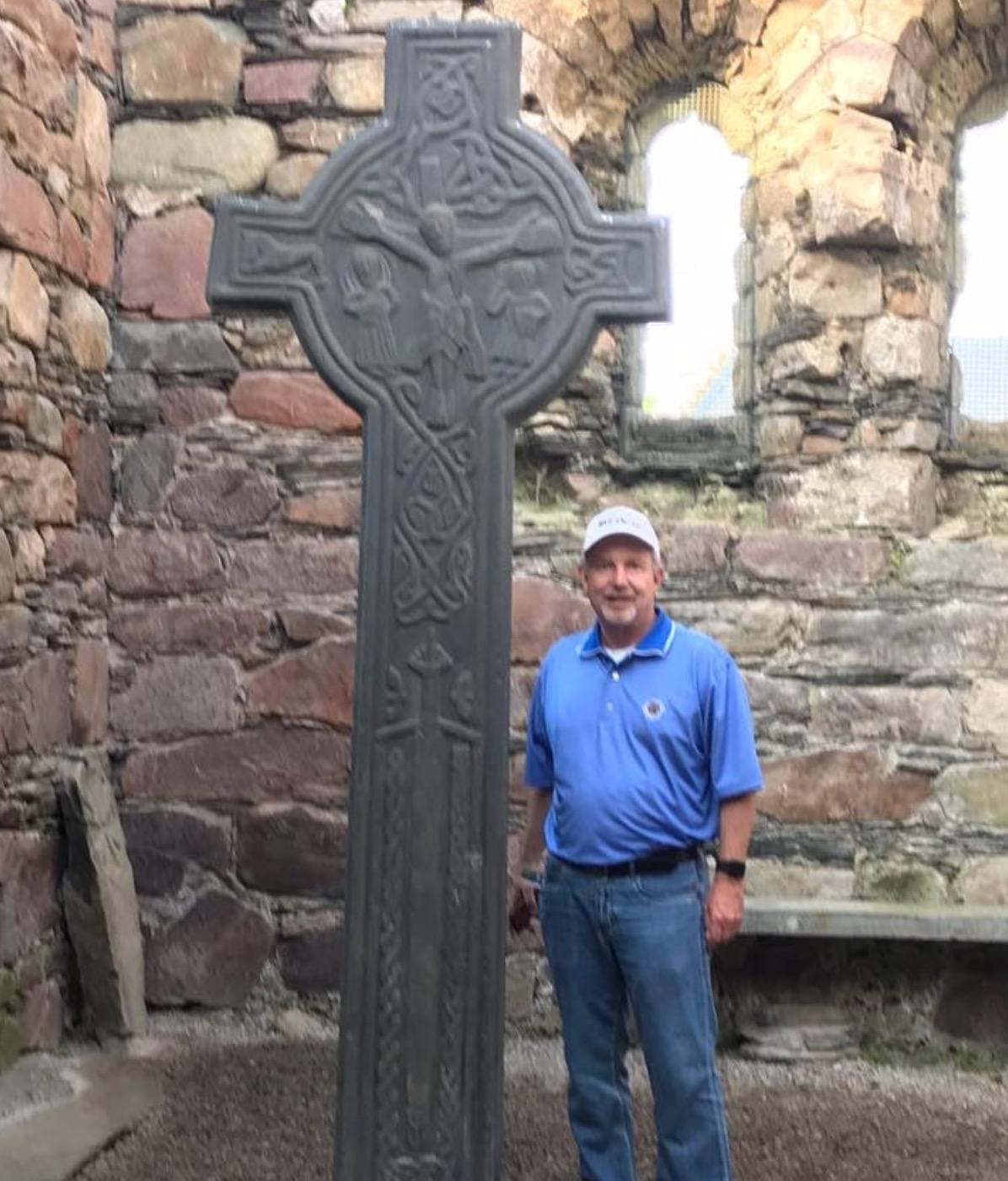 Rotary Club of St. Andrews International Golf Tournament 2018 - Don McMillan