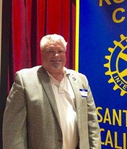 Guest speaker Jerry Miller, SRJC Dean of Career/Tech