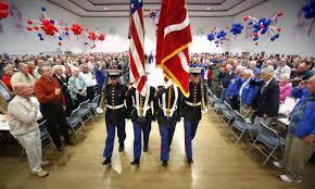 Veteran's Program - Veteran's Hall
