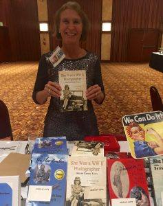 Guest Speaker and author Jeanne Slone